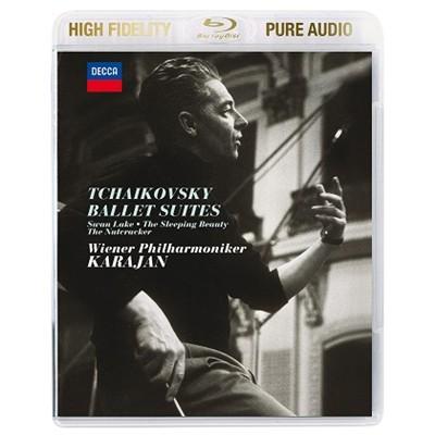 ヘルベルト・フォン・カラヤン チャイコフスキー:三大バレエ組曲