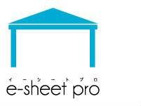 e-sheet pro ロゴ