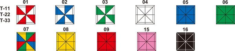 ミスタークイック組立説明サイズカラー1