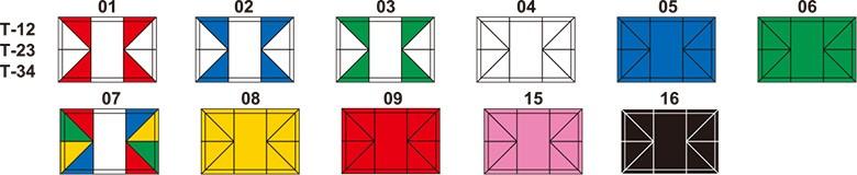 ミスタークイック組立説明サイズカラー2