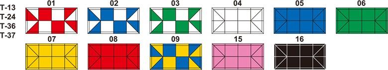 ミスタークイック組立説明サイズカラー3