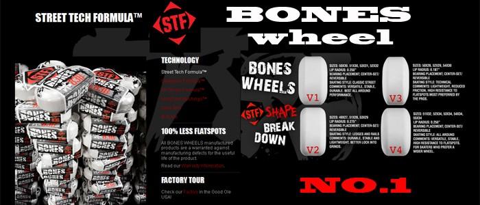 bones wheel