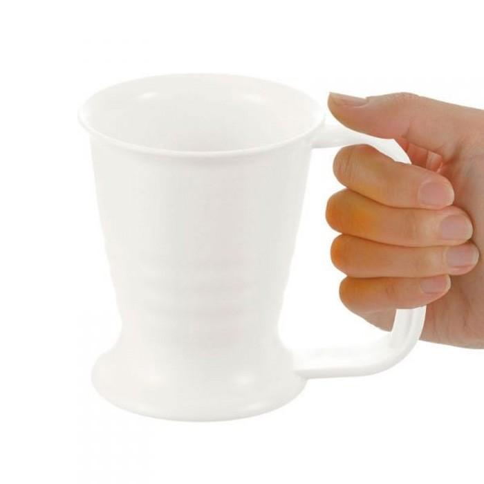 使っていいね!マグカップ リッチェル 220ミリリットル 便利 携帯 高齢者 プレゼント 贈り物