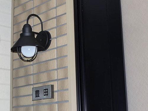玄関 照明 門柱灯 外灯 アンティーク風 おしゃれ