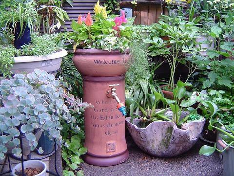 立水栓(移動型)ウェールズ  お客様の声
