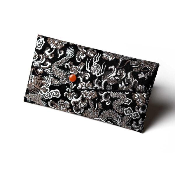 数珠入れ 数珠袋 西陣織 金襴 選べる 男性用 念珠袋 念珠入れ 西陣 日本製 京都 esuon 12