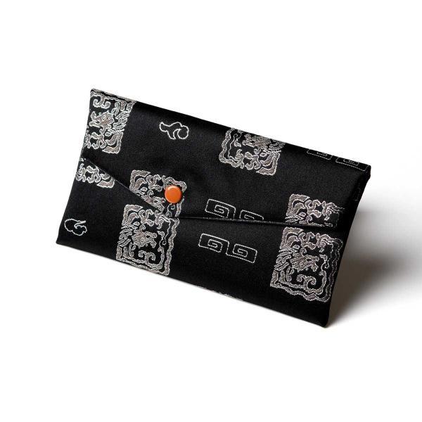 数珠入れ 数珠袋 西陣織 金襴 選べる 男性用 念珠袋 念珠入れ 西陣 日本製 京都 esuon 18