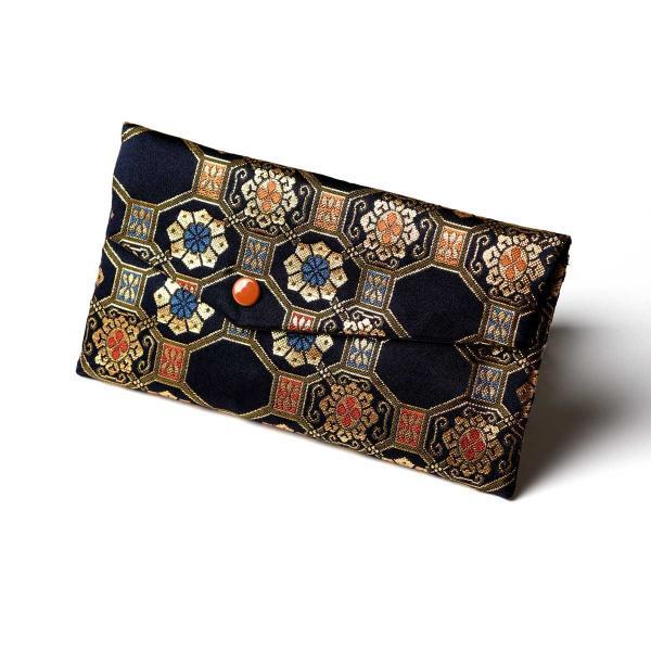 数珠入れ 数珠袋 西陣織 金襴 選べる 男性用 念珠袋 念珠入れ 西陣 日本製 京都 esuon 19