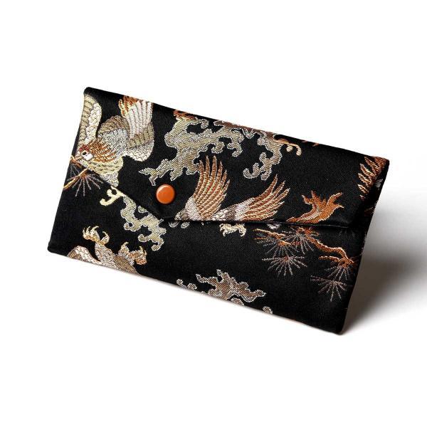 数珠入れ 数珠袋 西陣織 金襴 選べる 男性用 念珠袋 念珠入れ 西陣 日本製 京都 esuon 20