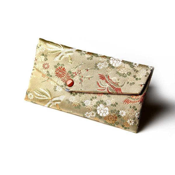 数珠入れ 数珠袋 西陣織 金襴 選べる 女性用 念珠袋 念珠入れ 西陣 日本製 京都|esuon|11