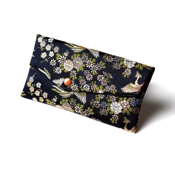 数珠入れ 数珠袋 西陣織 金襴 選べる 女性用 念珠袋 念珠入れ 西陣 日本製 京都|esuon|13
