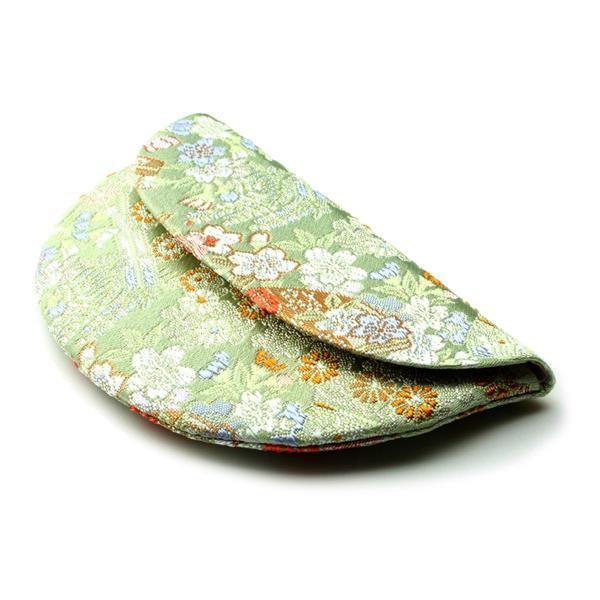数珠入れ 数珠袋 西陣織 金襴 選べる 半月形 女性用 念珠袋 念珠入れ 西陣 日本製 京都|esuon|15