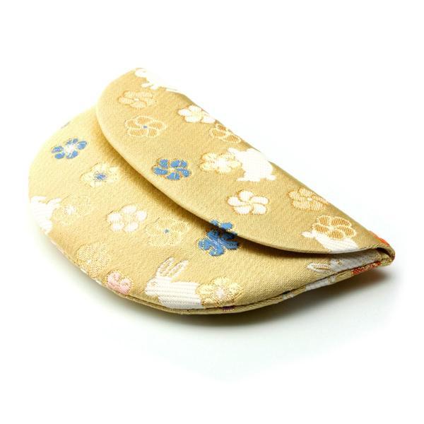 数珠入れ 数珠袋 西陣織 金襴 選べる 半月形 女性用 念珠袋 念珠入れ 西陣 日本製 京都|esuon|16