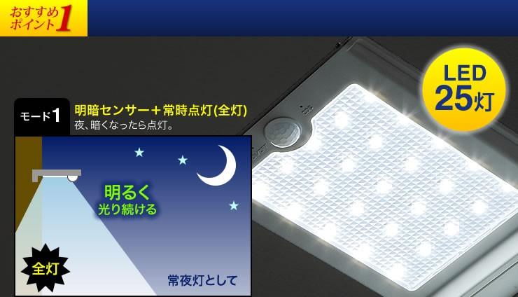 LED25灯