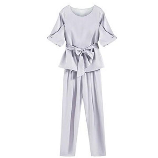 パーティードレス パンツ パンツドレス 結婚式 お呼ばれ ドレス 大きいサイズ 結婚式 レディース 激安 115|etokyo|12
