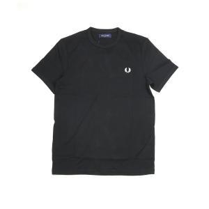 フレッドペリー クルーネックTシャツ リンガーTシャツ RINGER T-SHIRT FRED PERRY 2021春夏新作 レディース 国内正規品 メール便可能5|etre!par bleu comme bleu