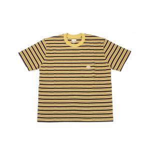 ダントン クルーネックTシャツ ポケットTシャツ DANTON 2021春夏新作 レディース メンズ 国内正規品 etre!par bleu comme bleu