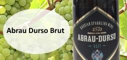 ロシアワイン アブラウ ・ドゥルソ ブリュット【Abrau Durso Brut】辛口・スパークリングワイン750ml
