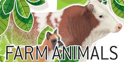 PAPO Farm Animalsシリーズ