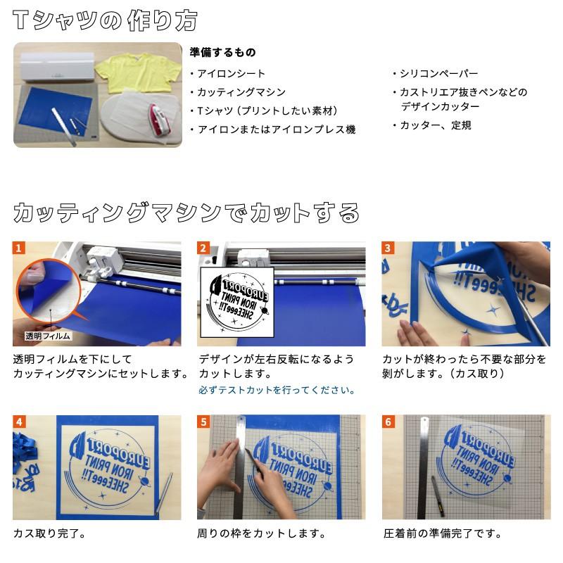 Tシャツの作り方