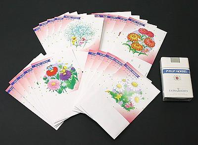 イベントグッズ/参加賞景品・粗品セット/花の種プレゼント(1,000袋)