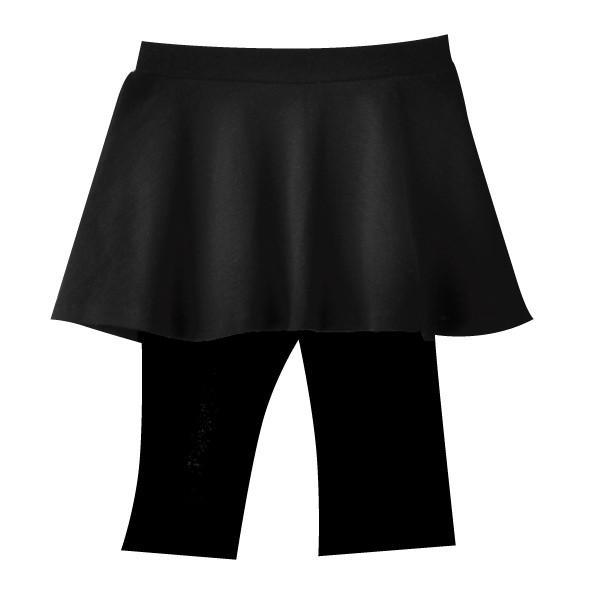 \ストレッチスカッツ 送料無料/ evercloset キッズ スカート付レギンス 女の子 ベビー 子供服 80cm 90cm 100cm 110cm 120cm 130cm 春夏 セール|evercloset|35