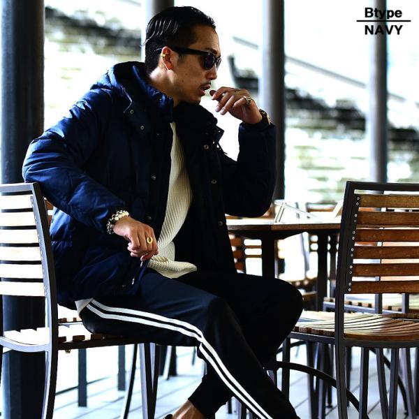 ジャケット 中綿ジャケット メンズ ジャケット ブルゾン コート アウター S LL XL 防寒 秋 冬 送料無料|evergreen92|23