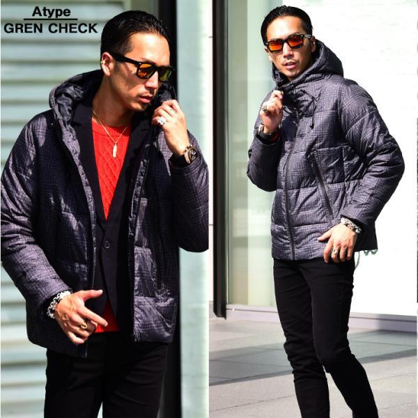 ジャケット 中綿ジャケット メンズ ジャケット ブルゾン コート アウター S LL XL 防寒 秋 冬 送料無料|evergreen92|24