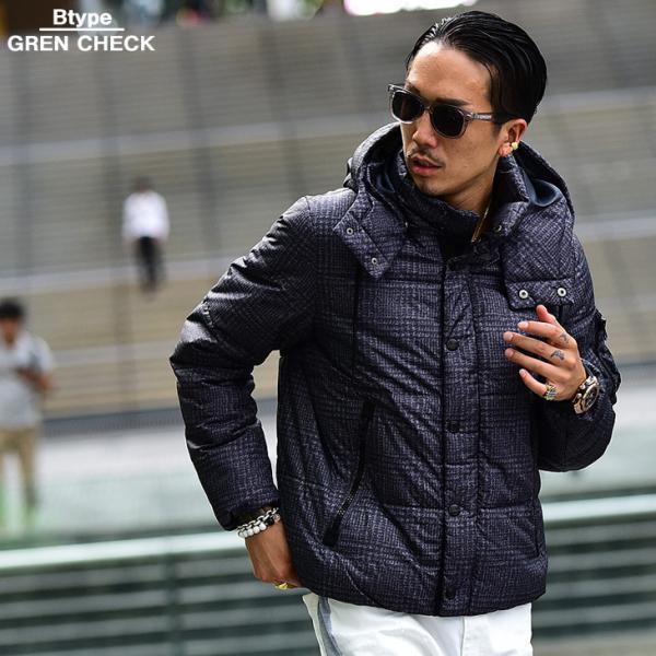 ジャケット 中綿ジャケット メンズ ジャケット ブルゾン コート アウター S LL XL 防寒 秋 冬 送料無料|evergreen92|25