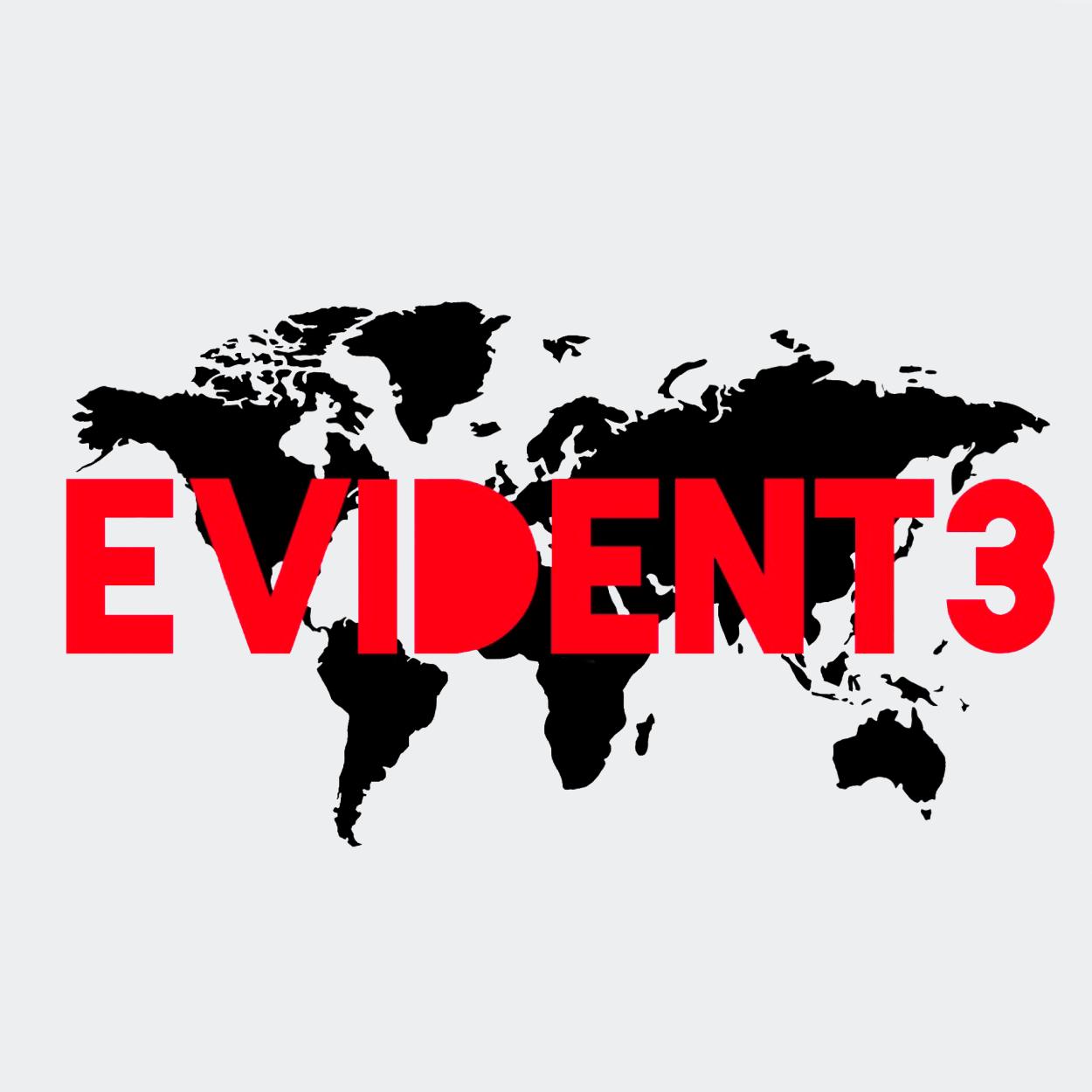 EVIDENTHREE ロゴ