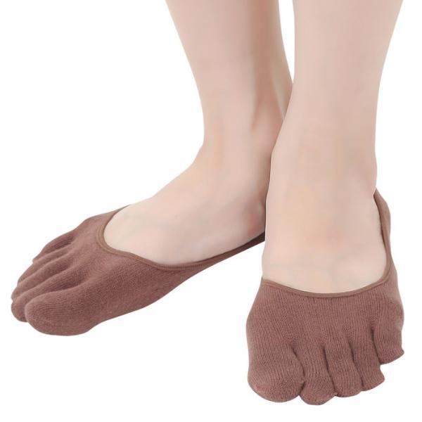 レディース無地5本指ソックス足のムレ&冷え防止対策アイテム 5本指ソックス かわいい 5本指ソックス パンプス 5本指ソックス 浅履き 冷え症 靴 ews 12