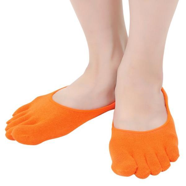 レディース無地5本指ソックス足のムレ&冷え防止対策アイテム 5本指ソックス かわいい 5本指ソックス パンプス 5本指ソックス 浅履き 冷え症 靴 ews 14