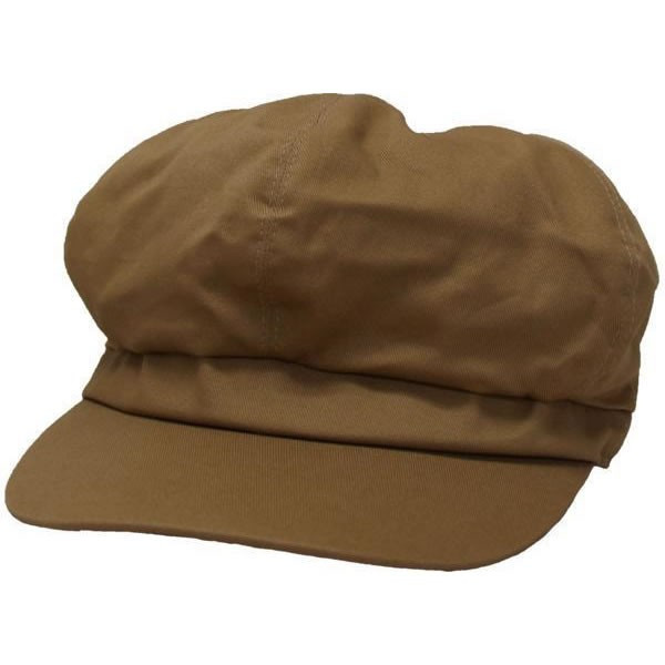 キャスケット メンズ 大きいサイズ 帽子 61cm対応 オールド6方キャスワークキャップ exas 09
