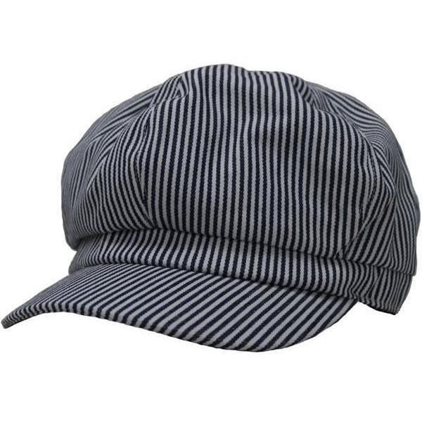 キャスケット メンズ 大きいサイズ 帽子 61cm対応 オールド6方キャスワークキャップ exas 11