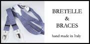 BRETELLE&BRACES サスペンダ