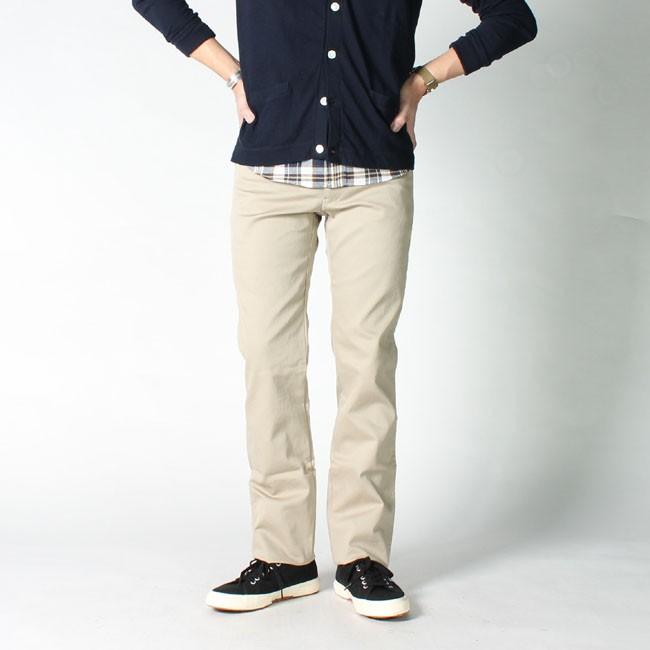 STUDIO ORIBE スタジオオリベ,チノパン 日本製 定番 メンズファッション,通販 通信販売