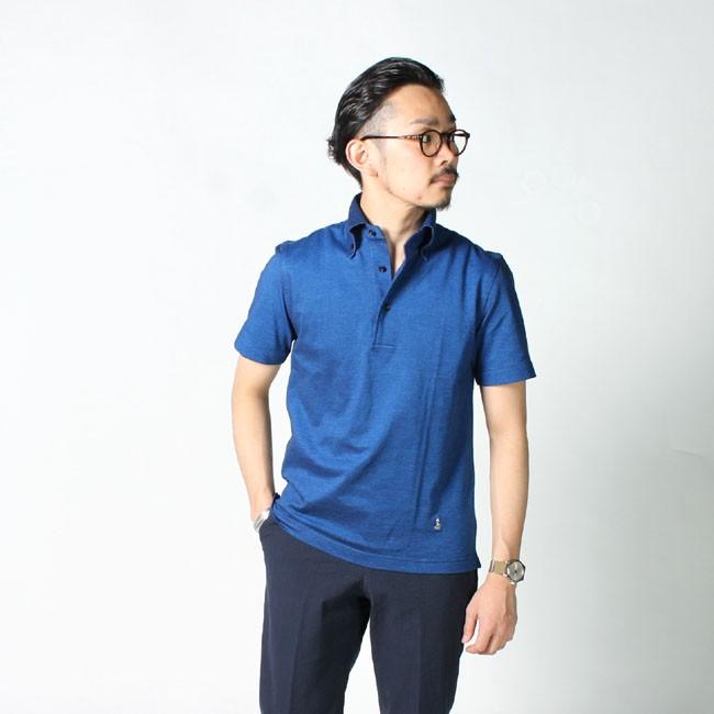 GUY ROVER ギローバー,ポロシャツ 定番 イタリア製 メンズファッション,通販 通信販売