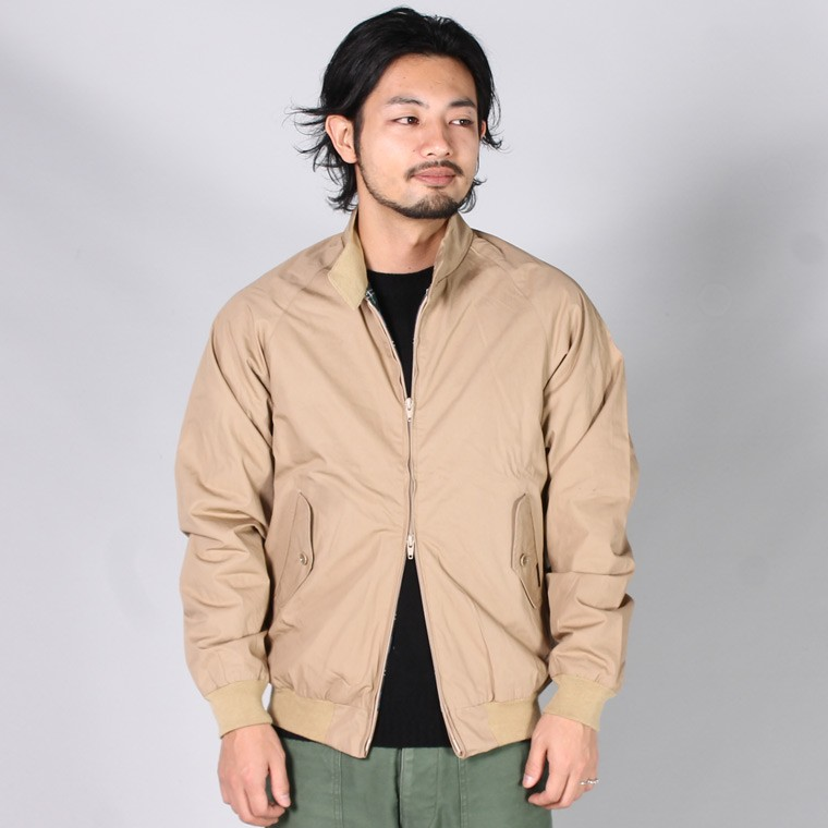 TRAFALGAR SHIELD トラファルガーシールド,ハリントンジャケット スウィングトップ メンズファッション 定番 日本製,通販 通信販売