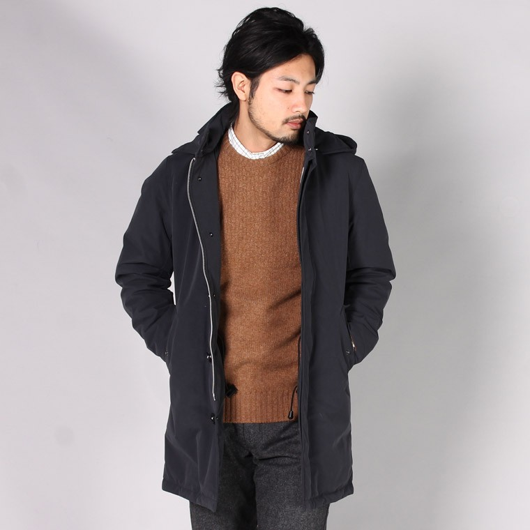 ZANTER ザンター,ダウンコート ダウンジャケット メンズファッション 国産/日本製,通販 通信販売