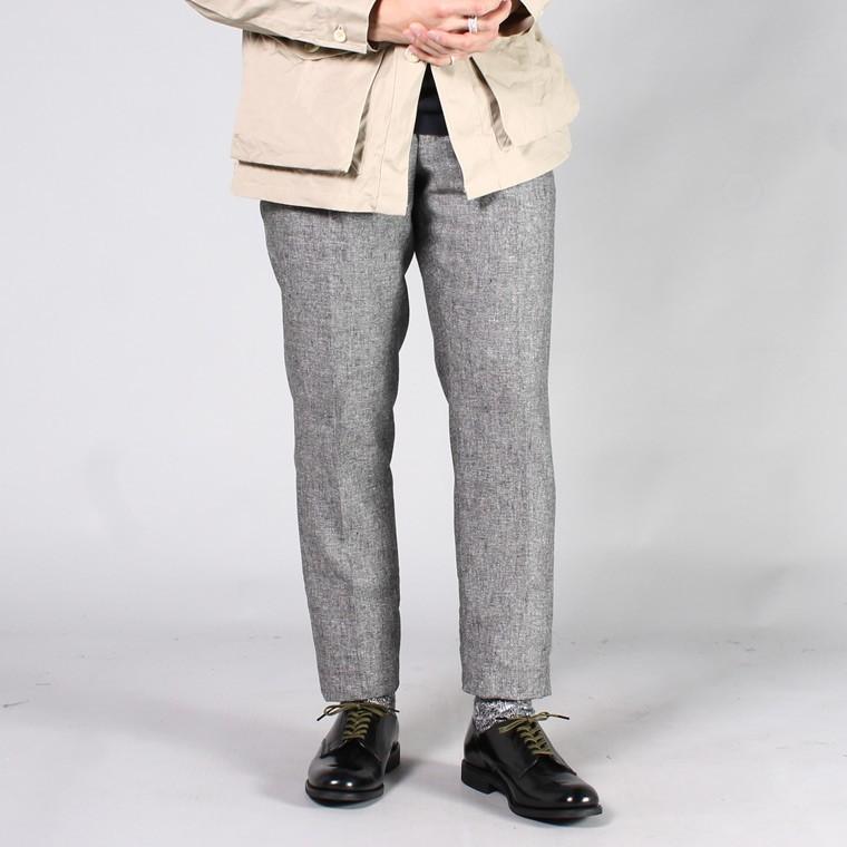 INCOTEX インコテックス,1AT011 リネンシルクパンツ トラウザー 春夏向け スラックス イタリアブランド メンズファッション,通販 通信販売