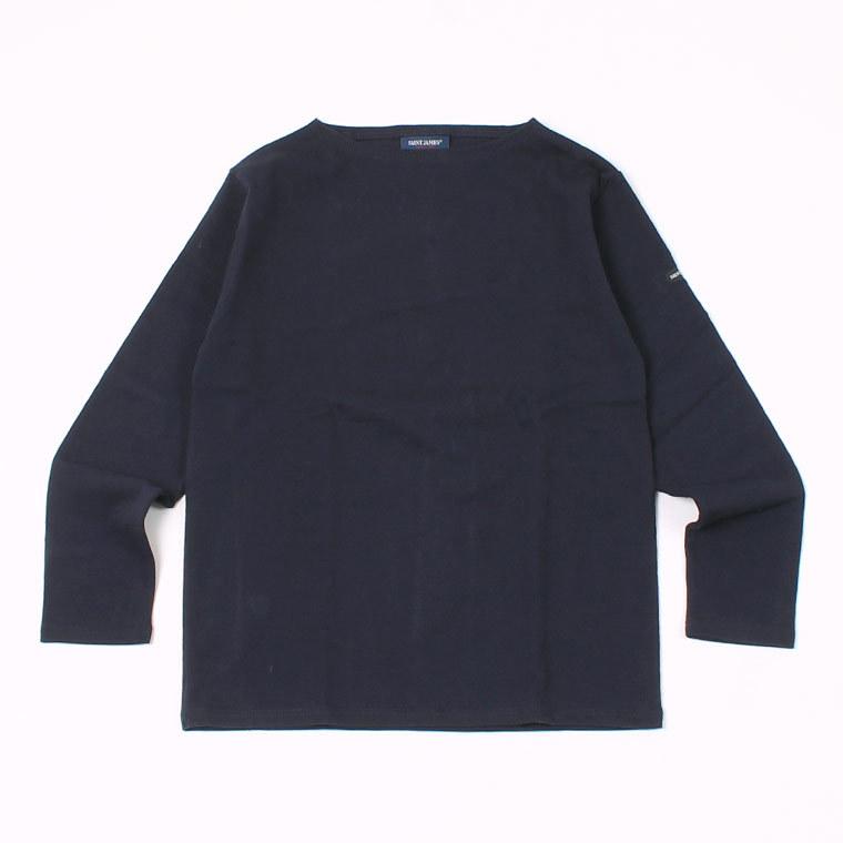 SAINT JAMES セントジェームス,GUILDO SOLIDO ギルドソリッド 無地 カットソー ボートネック バスクシャツ フランス製 定番 メンズファッション,通販 通信販売