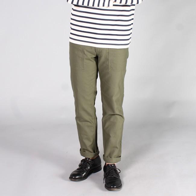 FOB FACTORY エフオービーファクトリー,ベイカーパンツ テーパードパンツ コットンパンツ 定番 日本製 メンズファッション,通販 通信販売