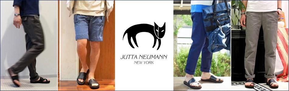 JUTTA NEUMANN ユッタニューマン,2017春夏 2017ss レザーサンダル コンフォートサンダル アメリカ製,通販 通信販売