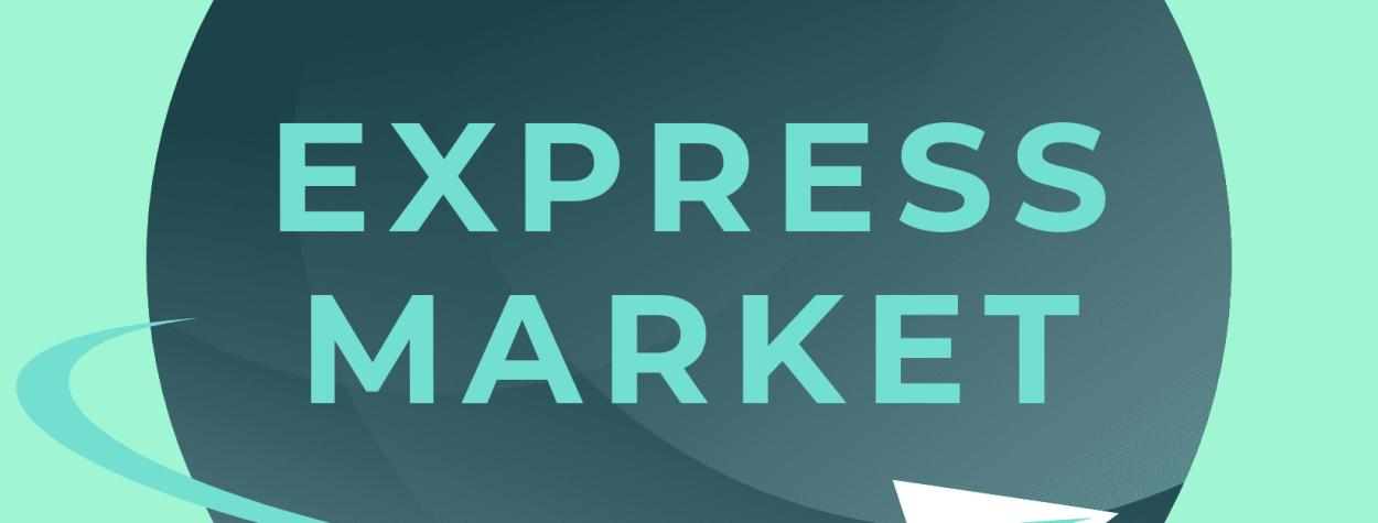 エクスプレスマーケット本店 ロゴ