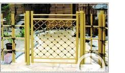 枝折戸・庭木戸・竹フェンス