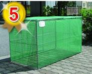 折り畳み式ゴミ収集箱