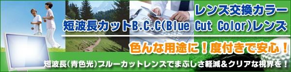 BCCレンズ交換