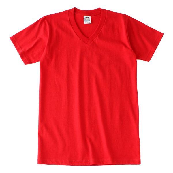 [ビッグサイズ] プロクラブ Tシャツ 半袖 Vネック コンフォート 無地 メンズ 大きいサイズ 106 USAモデル|ブランド PRO CLUB|半袖Tシャツ アメカジ|f-box|22