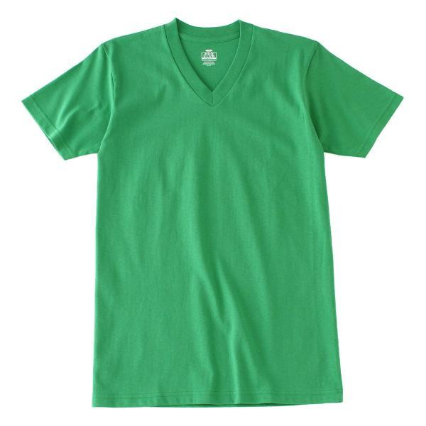 [ビッグサイズ] プロクラブ Tシャツ 半袖 Vネック コンフォート 無地 メンズ 大きいサイズ 106 USAモデル|ブランド PRO CLUB|半袖Tシャツ アメカジ|f-box|25