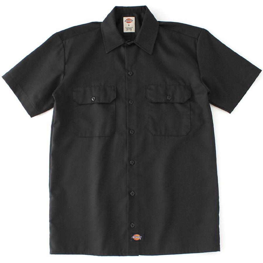 ディッキーズ 半袖 シャツ ワークシャツ 1574 メンズ|大きいサイズ USAモデル Dickies|半袖シャツ カジュアルシャツ 作業着 作業服 S M L LL 3L|f-box|07